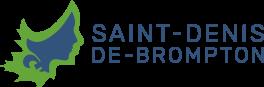 Saint-Denis-de-Brompton - logo