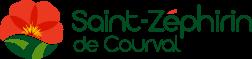 Saint-Zéphirin-de-Courval - logo