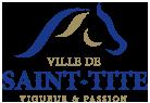 Saint-Tite - logo